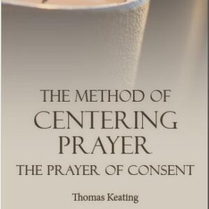 Method of Centering Prayer brochure