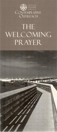 Welcoming Prayer Brochure