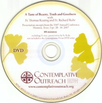 A Taste of Beauty, Truth & Goodness,  DVD