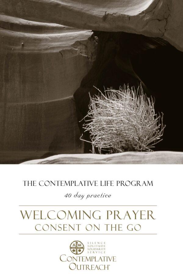 Welcoming Prayer booklet