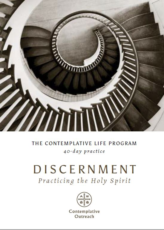Discernment 40-day praxis booklet
